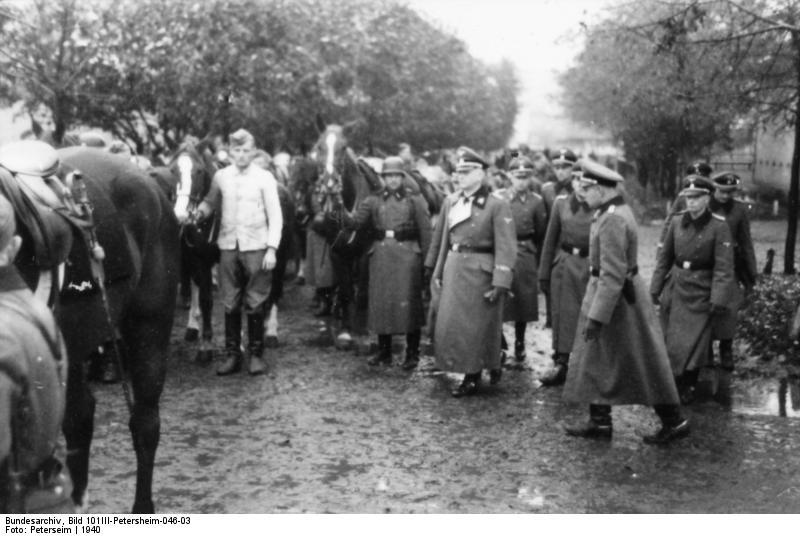Frankreich, Waffen-SS-Kavallerie-Division
