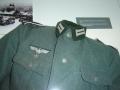 Uniforma vojáka německé armády - Wehrmacht